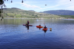 Kids Kayaking-Camp